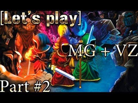 [Let's Play] magicka MG & VZ - #2 На взлет!