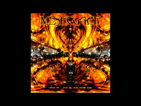 Meshuggah - Nothing 2002 (full album)