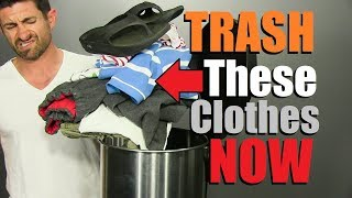 6 Casual Clothes You Need To TRASH!