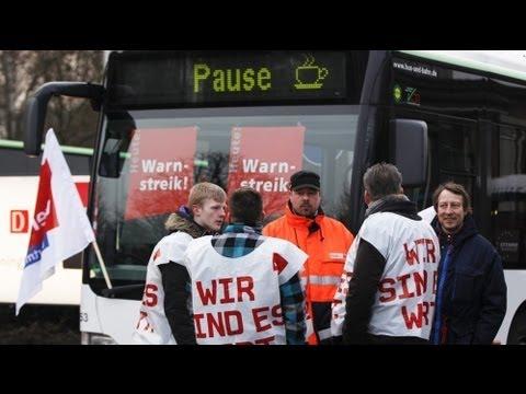 La révolte des salariés allemands du public