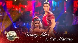 Danny Oti Salsa To Vivir Mi Vida 39 By Marc Anthony Strictly Come Dancing 2016 Week 12