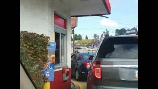 McDonald's General Manager bad service