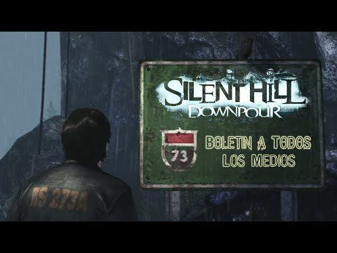 [ SILENT HILL : Downpour ] TROFEO/LOGRO - Llamada a todas las patrullas | Calling All Cars (HARD)