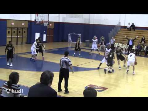 Will Howell Sophomore Season Highlights - St Albans School Class of 2016 - 03/11/2014