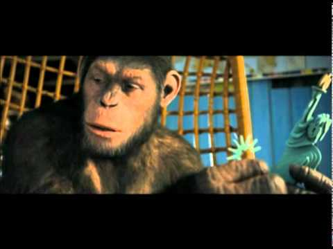 Rise of the Planet of the Apes - Kitchen Table Neighbor Fight (ซับไทย)