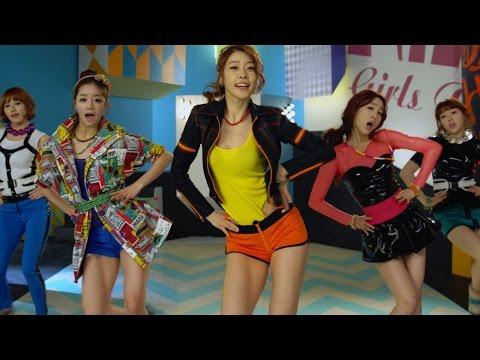 GIRL'S DAY - OH! MY GOD(오마이갓) MAKING VID