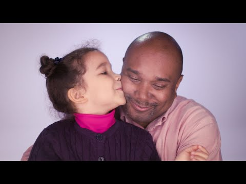 Dads and Daughters Read Powerful Affirmations | The Scene
