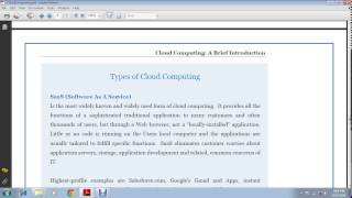 What is Cloud Computing in Hindi?