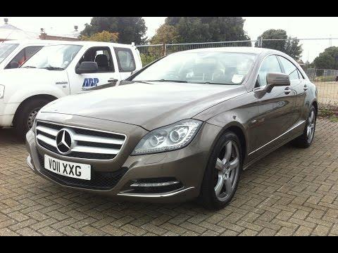 2011 MERCEDES-BENZ CLS 350 CDI CAR REVIEW