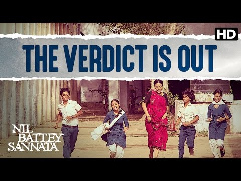 The Verdict Is Out | Nil Battey Sannata