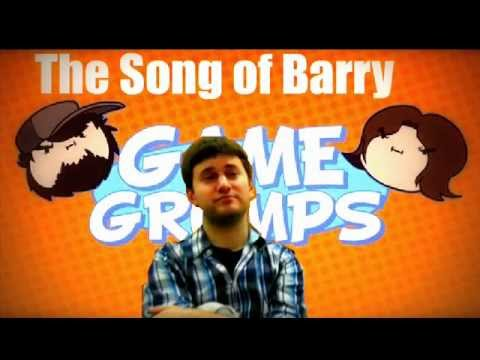 Game grumps barry