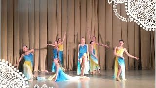 """Ideal Dance Family"" (г.Киев), Танец ""Сарабанда"""