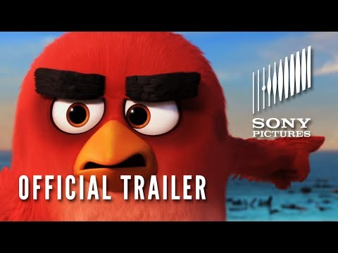 THE ANGRY BIRDS MOVIE - Official Theatrical Trailer #3 (HD)