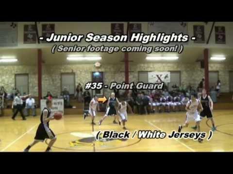 Mark Winston - Jr. Season Footage (Senior Season coming soon!)