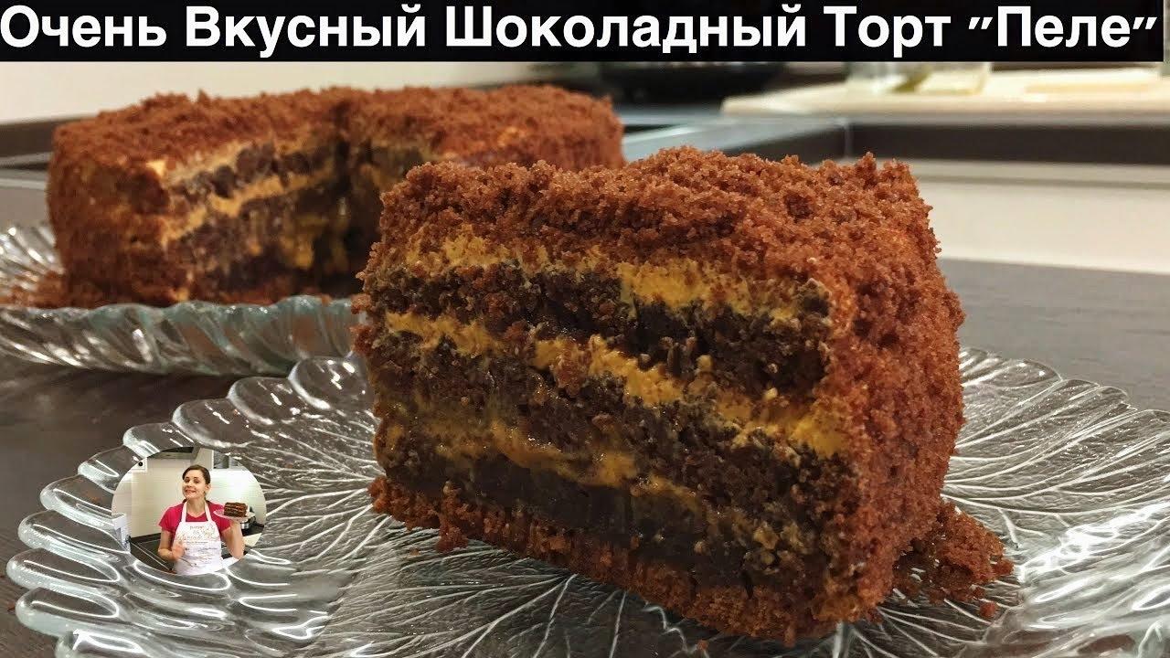 Как сделать сочный торт
