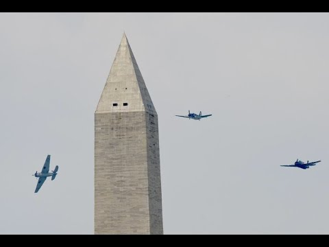 Cockpit Footage TBM Avenger Emergency Landing Arsenal Of Democracy VE Day Flyover