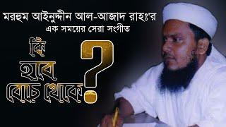 Ki Hobe Beche Teke | Bangla | Islamic | Ainuddin Al-Azad Rahmatullah