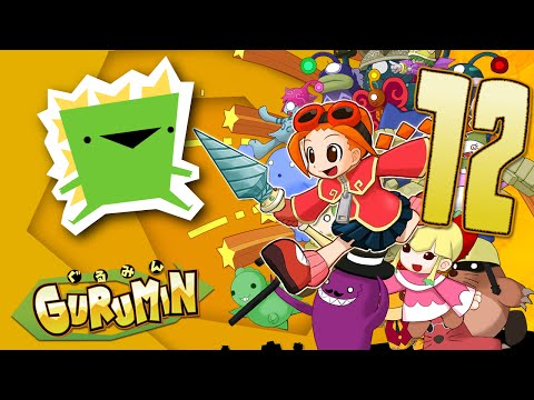 Gurumin - Monkey Hat - Episode 12 - Giant Angry Monsters