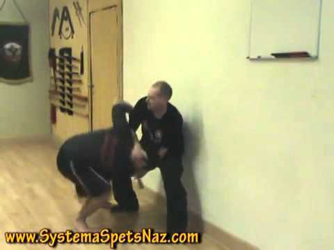 Knife Defense Techniques - Systema Image 1