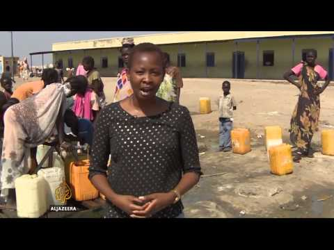 South Sudan children feel conflict's pain