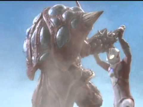 Ultraman Mebius vs Daigarugu