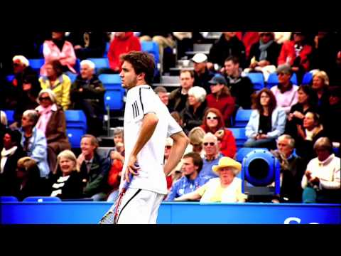 ATP World Tour Uncovered Gilles Simon Exclusive Video