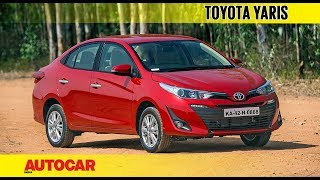 Toyota Yaris | First Drive Review | Autocar India