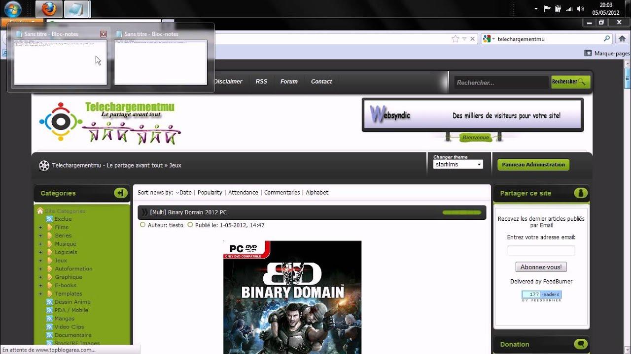 Site de telechargement jeux logiciel music gratuitement - Jeux de cuisine a telecharger gratuit ...