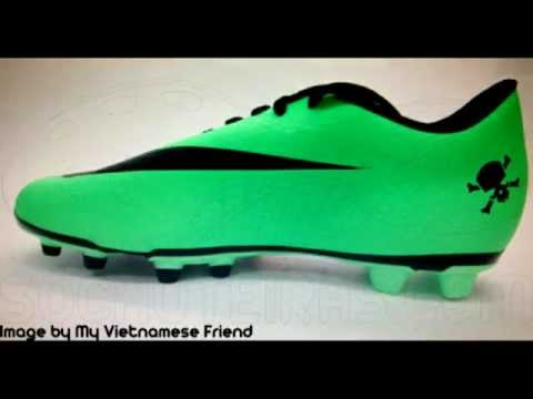 Upcoming Nike Boots 2013/14