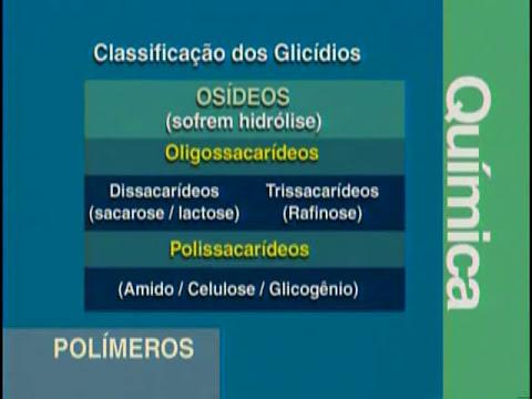 B 08 - Polímeros Naturais e Sintéticos - Química - Vestibulando Digital