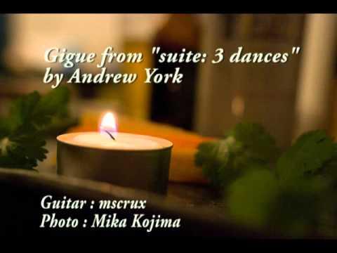 Эндрю Йорк - Gigue