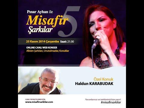 Pınar Ayhan ile Misafir Şarkılar 5 Canlı Yayın
