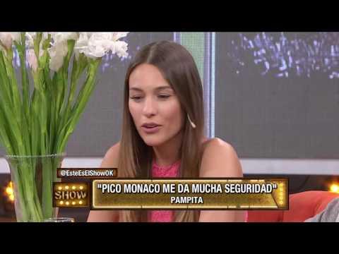 Pampita le contestó a Yanina Latorre: Pico me da mucha seguridad