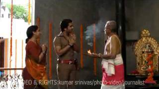 Osthe - MOVIE TAMIL OSTHI AFTER POOJA SHOOTING SCENE