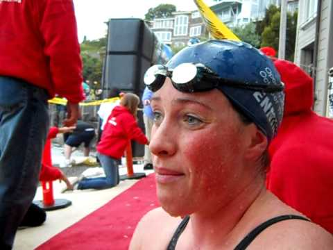 Christine Jennings Wins RCP Tiburon Mile
