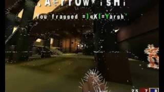 Quake 3 instagib SH Arrow cheat