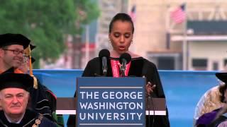 GW Commencement 2013: Kerry Washington