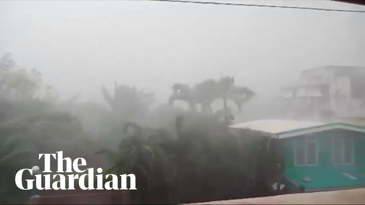 Philippines braces for Typhoon Mangkhut