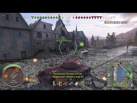 World of Tanks Xbox one Fatherland IS-3A 2 Kills