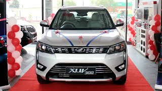 Mahindra XUV 300 | First in class Front Parking Sensor | 7 Airbags | Car Review | Ujjwal Saxena