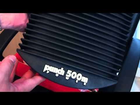 Rockford Fosgate Punch Power 500m - DSM Series - Unboxing