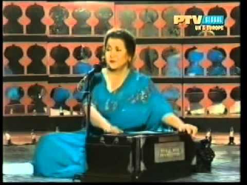 Awargi Mein Hadh Se Guzar Jana  Munni Begum  Live Ghazal video