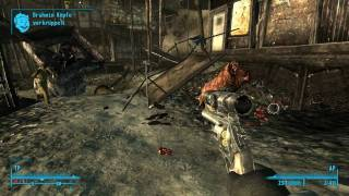 Fallout 3 - Slow Motion Killing = BIG FUN - Full-HD 1080p