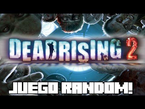 JUEGO RANDOM! Dead Rising 2!