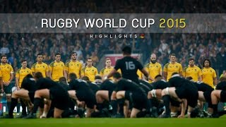 Rugby World Cup 2015 | Highlights ᴴᴰ