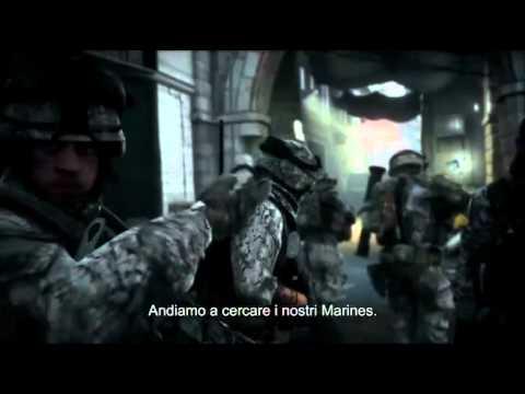 Battlefield 3 trailer ufficiale ITA