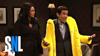 Cut for Time: Coat Check (Fred Armisen) - SNL