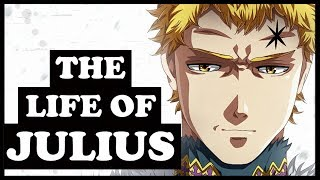 The Entire Life of Wizard King Julius Novachrono (Black Clover Explained)