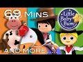 Yankee Doodle Plus Lots More Nursery Rhymes 69 Minutes Compilation From LittleBabyBum mp3