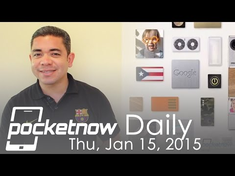 Samsung to acquire BlackBerry, Google updates, Project Ara & more - Pocketnow Daily